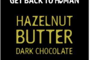 HAZELNUT BUTTER DARK CHOCOLATE