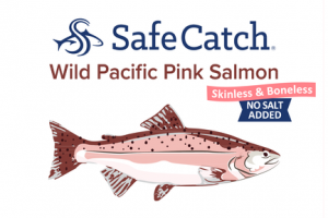 WILD PACIFIC PINK SALMON