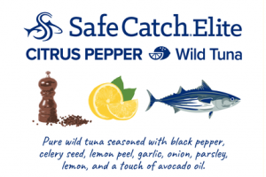 CITRUS PEPPER WILD TUNA