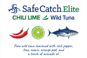 CHILI LIME WILD TUNA