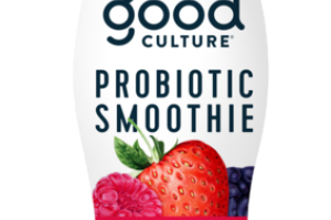 WILDBERRY PROBIOTIC SMOOTHIE CULTURED KEFIR BEVERAGE