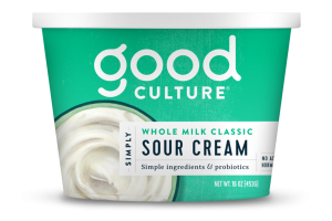 WHOLE MILK CLASSIC SOUR CREAM