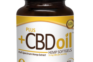 FULL SPECTRUM HEMP EXTRACT DIETARY SUPPLEMENT HEMP SOFTGELS