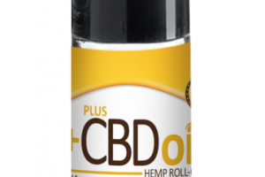 EXTRA-STRENGTH FULL SPECTRUM HEMP EXTRACT HEMP ROLL-ON 500 MG CBD