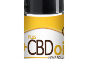 200 MG CBD FULL SPECTRUM HEMP EXTRACT ROLL-ON