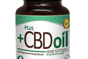FULL SPECTRUM HEMP EXTRACT 10 MG CBD DIETARY SUPPLEMENT SOFTGELS