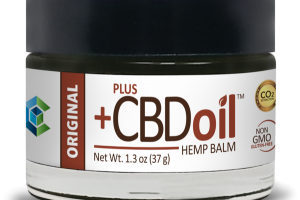 ORIGINAL FULL SPECTRUM HEMP EXTRACT 50 MG CBDA/CBD HEMP BALM
