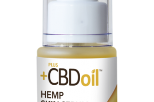 FULL SPECTRUM HEMP EXTRACT 50MG CBD SKIN SERUM LAVENDER SCENT