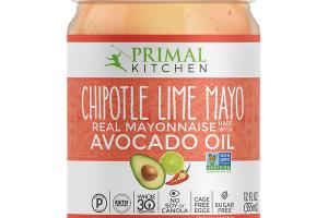 CHIPOTLE LIME MAYO AVOCADO OIL REAL MAYONNAISE