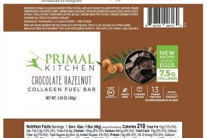 CHOCOLATE HAZELNUT COLLAGEN FUEL BAR