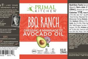 BBQ RANCH AVOCADO OIL DRESSING & MARINADE