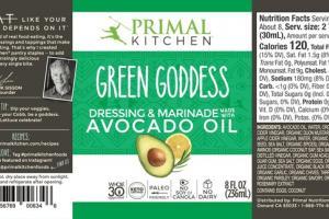 GREEN GODDESS AVOCADO OIL DRESSING & MARINADE