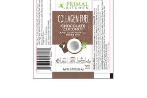 CHOCOLATE COCONUT HAIR, SKIN AND NAIL SUPPORT COLLAGEN PEPTIDE DRINK MIX