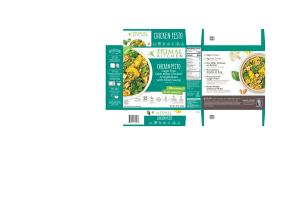 CAGE-FREE DARK MEAT CHICKEN & VEGETABLES WITH PESTO SAUCE