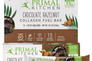 CHOCOLATE HAZELNUT COLLAGEN FUEL BAR