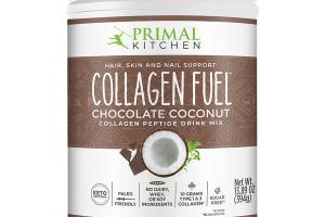 CHOCOLATE COCONUT COLLAGEN PEPTIDE DRINK MIX