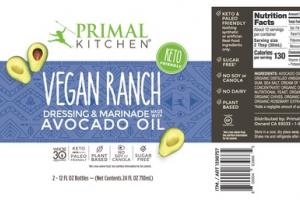 VEGAN RANCH DRESSING & MARINADE