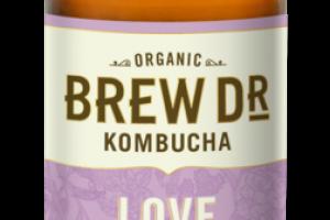 LOVE ORGANIC KOMBUCHA