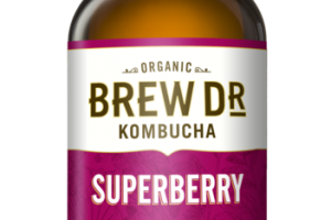 SUPERBERRY RASPBERRY BLUEBERRY OOLONG TEA