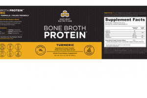 SUPERFOOD PROTEIN POWDER WHOLE FOOD DIETARY SUPPLEMENT TURMERIC