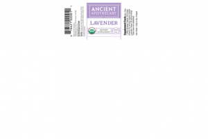 ANCIENT APOTHECARY DIETARY SUPPLEMENT LAVENDER