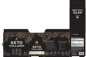 KETO COLLAGEN PROTEIN WHOLE FOOD DIETARY SUPPLEMENT