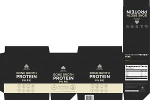 PURE SUPERFOOD PROTEIN POWDER WHOLE FOOD DIETARY SUPPLEMENT SINGLE SERVE PACKETS