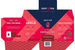 CINNAMON APPLE ENERGY BLACK TEA
