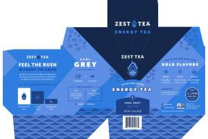 EARL GREY ENERGY BLACK TEA