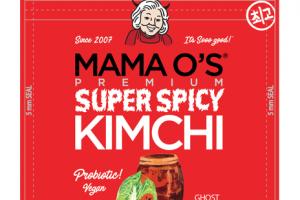 SUPER SPICY PREMIUM KIMCHI