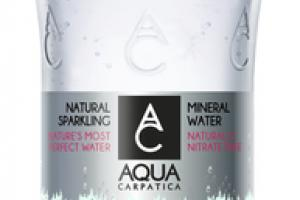 NATURAL SPARKLING MINERAL WATER