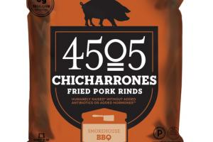 SMOKEHOUSE BBQ CHICHARRONES FRIED PORK RINDS