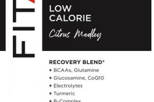 LOW CALORIE RECOVERY BLEND DIETARY SUPPLEMENT CITRUS MEDLEY