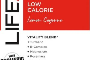 THRIVE LEMON CAYENNE VITAMIN BEVERAGE