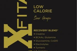 RECOVER LOW CALORIE DIETARY SUPPLEMENT BEVERAGE, SOUR GRAPE
