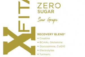 RECOVER ZERO SUGAR DIETARY SUPPLEMENT BEVERAGE, SOUR GRAPE