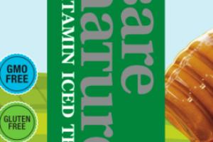 GREEN TEA GINGER & HONEY FLAVOURED VITAMIN ICED TEA