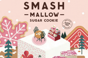 SUGAR COOKIE SNACKABLE MARSHMALLOWS