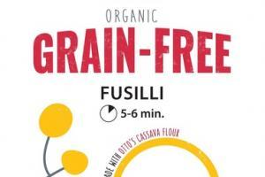 ORGANIC GRAIN-FREE FUSILLI