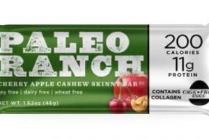 CHERRY APPLE CASHEW SKINNY BAR