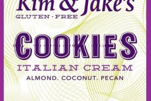 ALMOND, COCONUT, PECAN, ITALIAN CREAM COOKIES