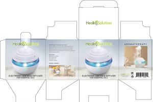 ELECTRONIC USB WICK DIFFUSER FOR ESSENTIAL OILS