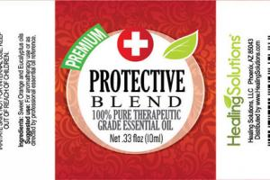 PREMIUM PROTECTIVE BLEND 100% PURE THERAPEUTIC GRADE ESSENTIAL OIL