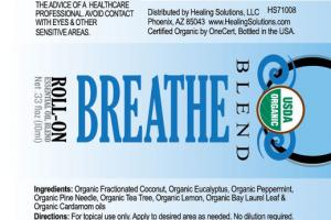 BREATHE BLEND ROLL-ON ESSENTIAL OIL BLEND