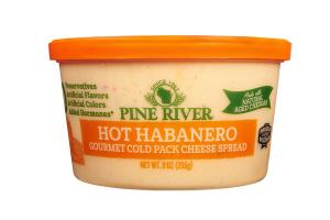 HOT HABANERO GOURMET COLD PACK CHEESE SPREAD