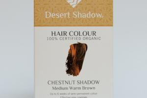 CHESTNUT SHADOW HAIR COLOUR MEDIUM WARM BROWN