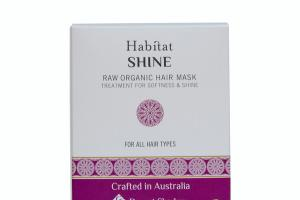 HABITAT SHINE RAW ORGANIC HAIR MASK