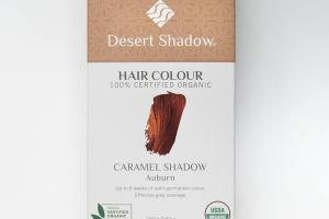 AUBURN HAIR COLOUR CARAMEL SHADOW