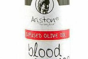 BLOOD ORANGE FLAVOR INFUSED OLIVE OIL