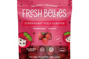 FREEZE DRIED STRAWBERRIES, BALSAMIC